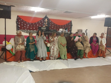 Mums are expressing their love to their daughters by singing in MAA-BETI event