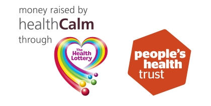 HealthCalm and People's Health Trust Logo
